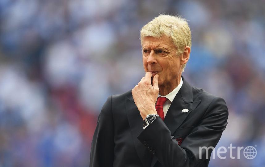 «Арсенал» продлил договор сВенгером надва года