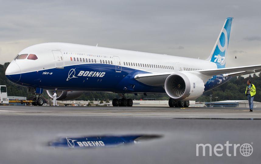 Boeing-787-9 Dreamliner. Фото Getty