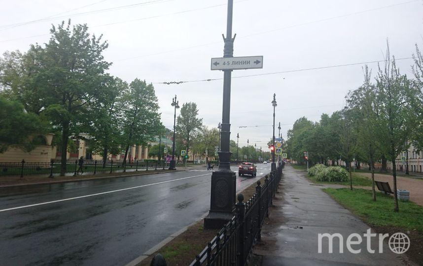 Большой проспект В.О. открыли после реконструкции теплосети