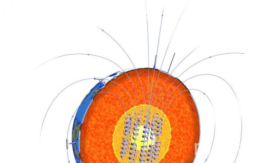 Японские геологи отыскали свидетельства смены магнитных полюсов