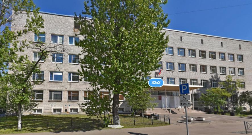Больница №64. Фото Скриншот Карты.Панорамы.