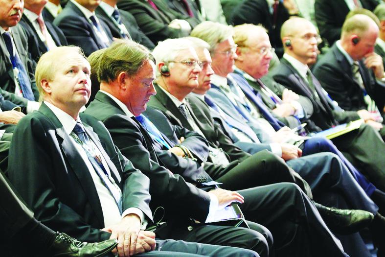 интерес к Петербургскому международному экономическому форуму в этом году заметно вырос.