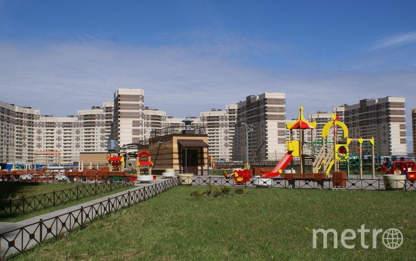 Квартиры в Ленобласти пользуются спросом. Фото ГК «ЦДС»