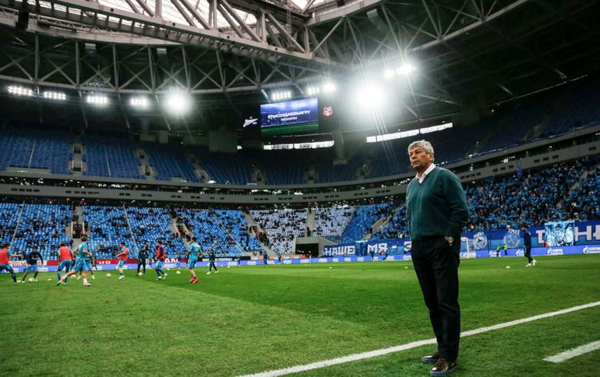Мирча Луческу требует два млн евро в качестве неустойки. Фото Getty