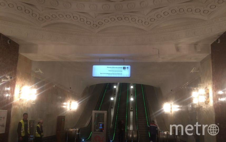 Новый вестибюль. Фото Мария Беленькая.