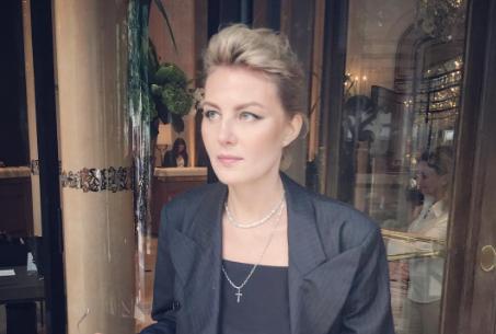 Актриса Рената Литвинова.