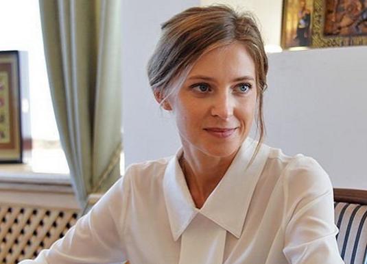 Депутат Наталья Поклонская. Фото Instagram Натальи Поклонской