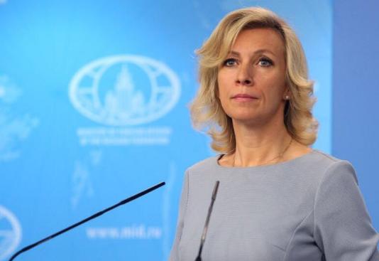 Мария Захарова, дипломат. Фото instagram Марии Захаровой.