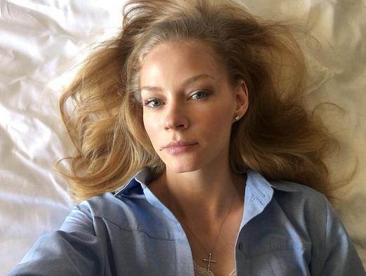 Актриса Светлана Ходченкова. Фото instagram Светланы Ходченковой.