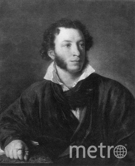 Александр Сергеевич Пушкин. Фото Getty