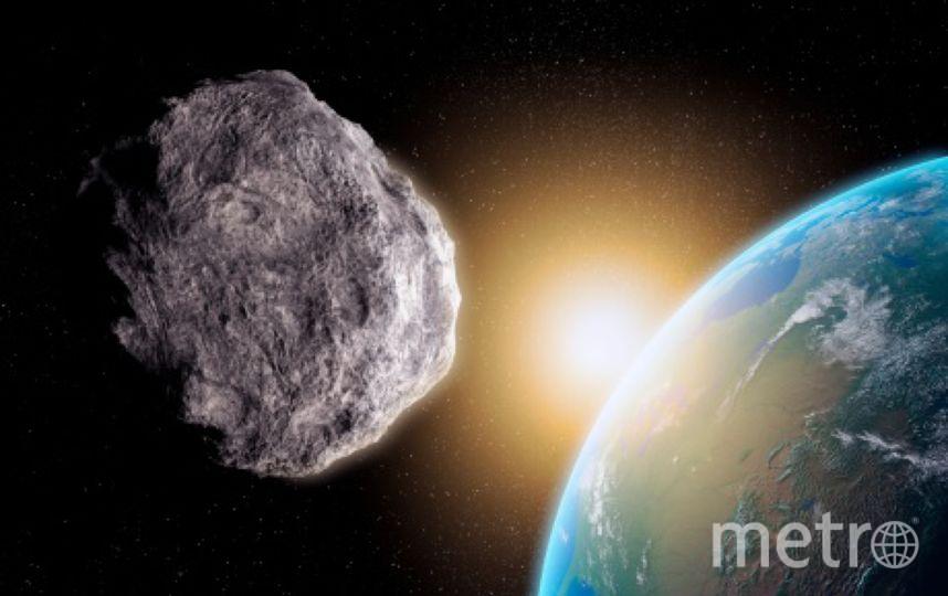 1июня неподалёку отЗемли пролетит опасный астероид