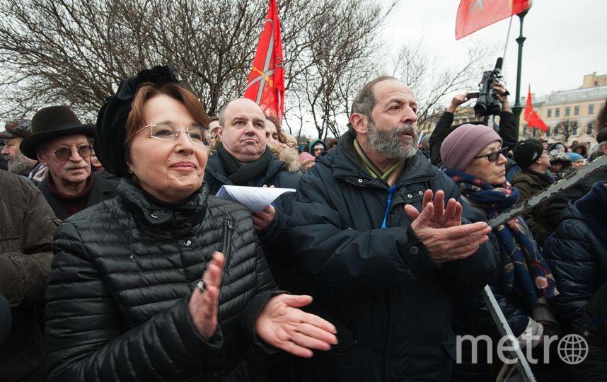 "Оксана Дмитриева рассказала о причинах скандала в ЗакСе. Фото ""Metro"""
