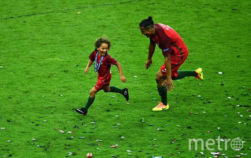 Португальский защитник Бруну Алвеш. Фото Getty
