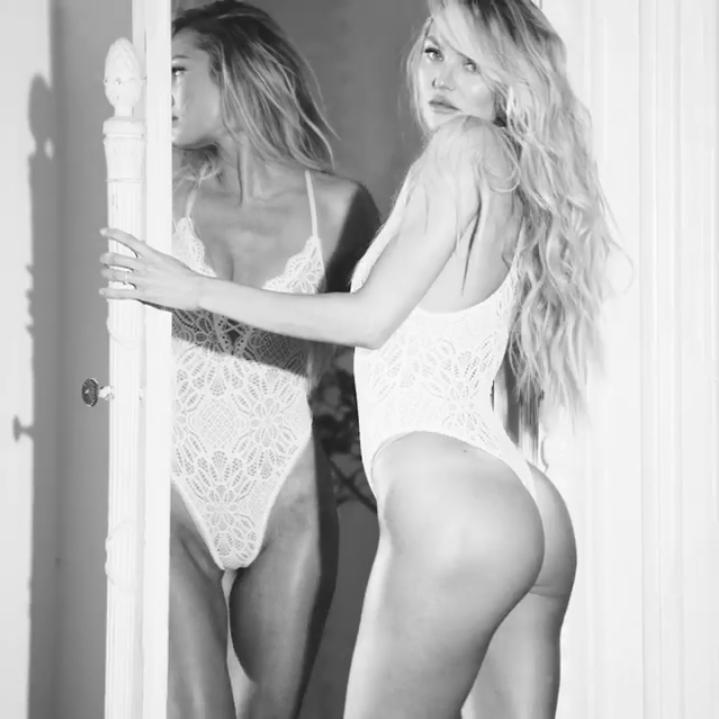 Модель Victoria's Secret взорвала Instagram эротичным танцем. Фото Скриншот Instagram/victoriassecret