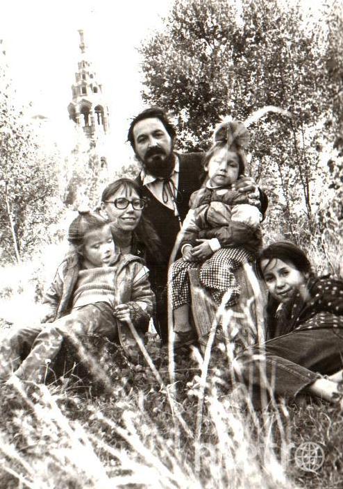 Семья Струниных. Фото предоставлено семьёй Струниных.