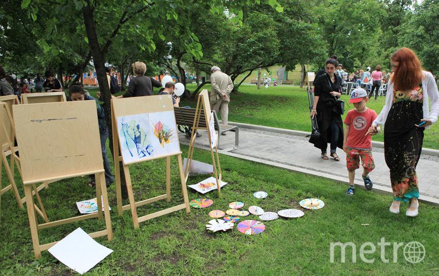 Программа мероприятий в День защиты детей 1 июня. Фото mos.ru