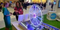 На ПМЭФ представили 170-метровое колесо обозрения для Петербурга