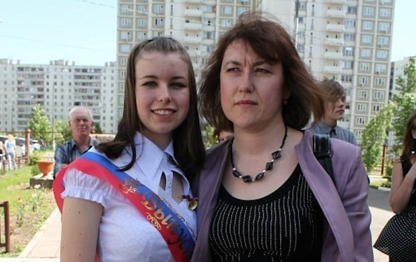 Читательница Metro Вера с дочерью Ириной. Фото предоставлено Верой.