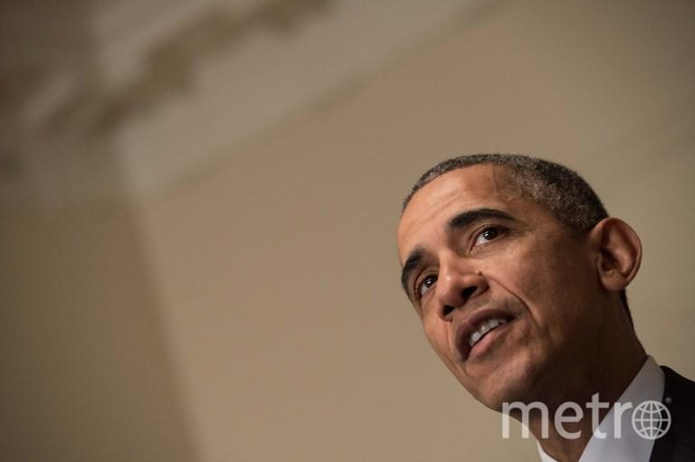 Бывший президент США Барак Обама. Фото AFP