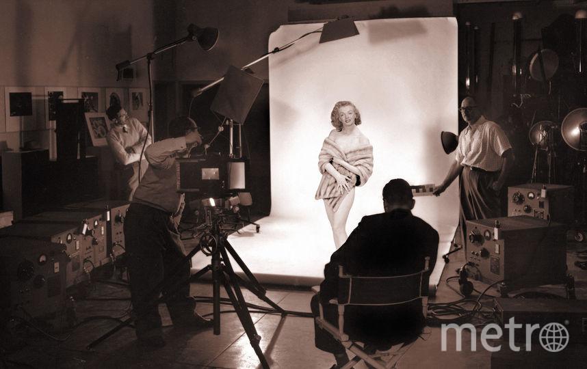 Мэрилин Монро 91: Редкие фото. Фото Getty