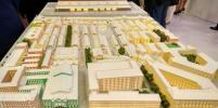 На ПМЭФ показали проекты реконструкции Апраксина двора и Конюшенного ведомства