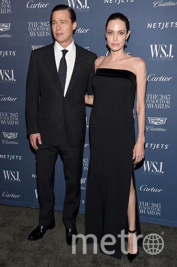 Анджелина Джоли рассказала о жизни после развода. Фото Getty