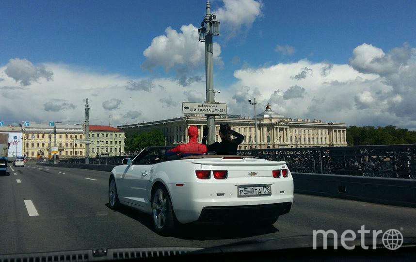 ДТП и ЧП | Санкт-Петербург | vk.com/spb_today. Фото Vadim Chernogorov, vk.com