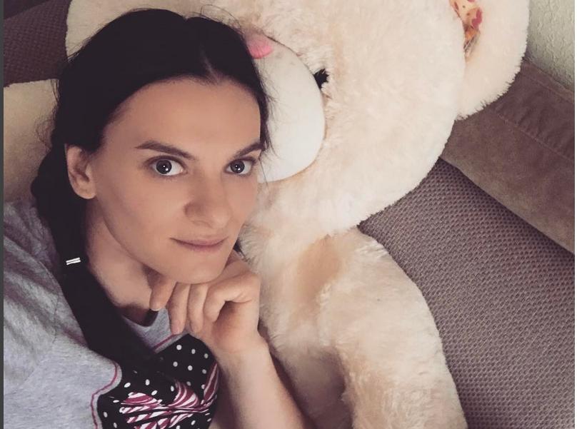 Елена Исинбаева - фотоархив.
