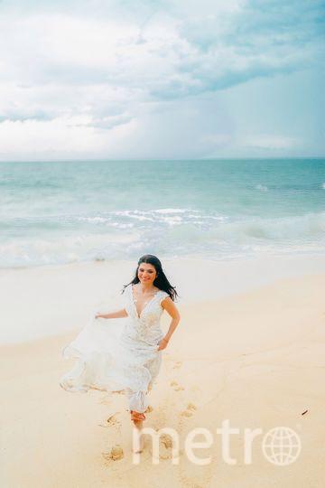Мое самое счастливое платье! Я считаю,что у каждой девушки самым счастливым платье должно быть свадебное! Вышла замуж 29 апреля и счастлива! Фото Кристина Кудряшова