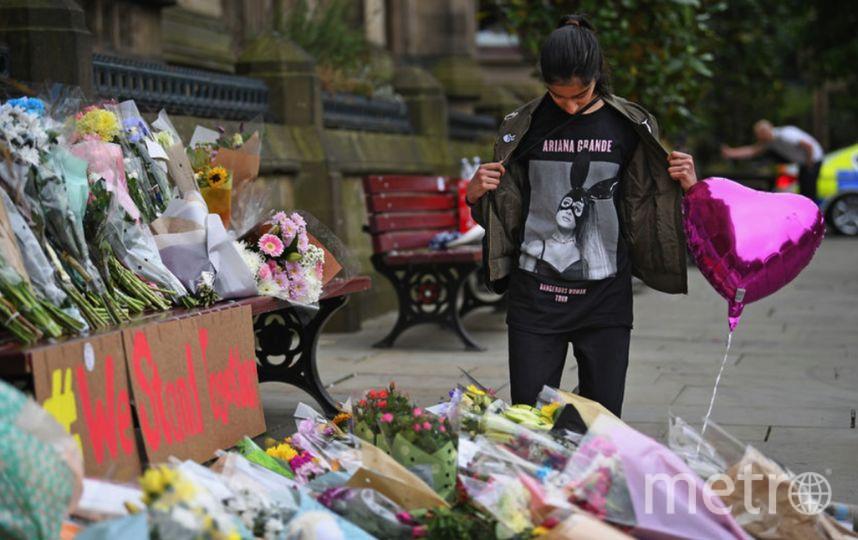Билеты на концерт Арианы Гранде раскупили на 6 минут. Фото AFP