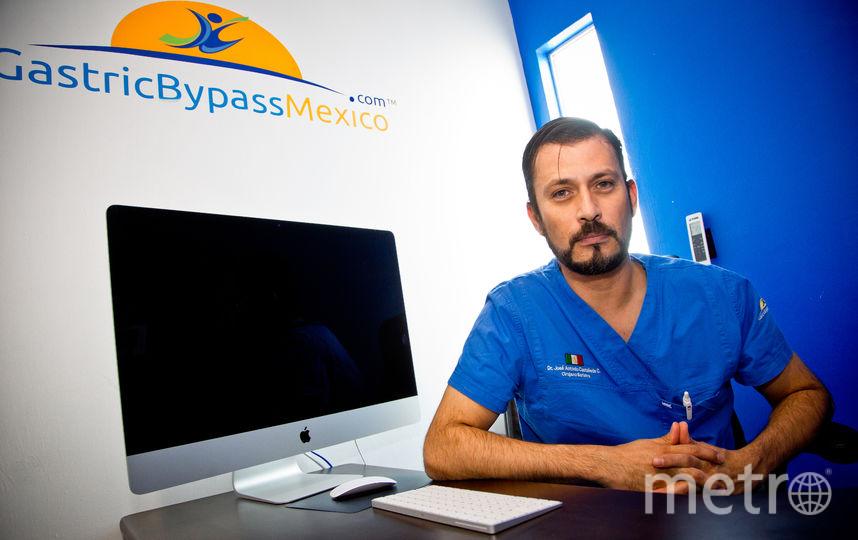 Хуан Педро Франко Салас. Фото Antonio Rubio, Nacion Imago