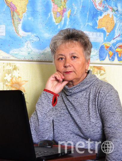 Фатима. Фото предоставила Фатима Алтынбекова