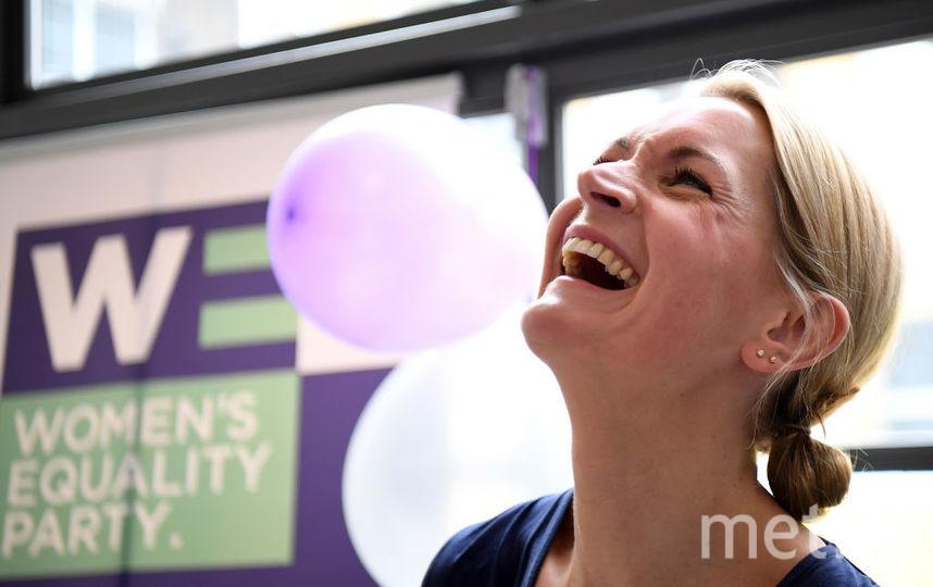 НаБританских островах  женщина из-за смеха сломала себе позвоночник