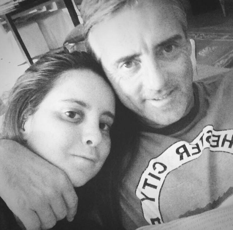 Роберто Манчини - фотоархив. Фото Скриншот Instagram