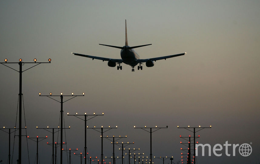 Самолёт. Фото Getty