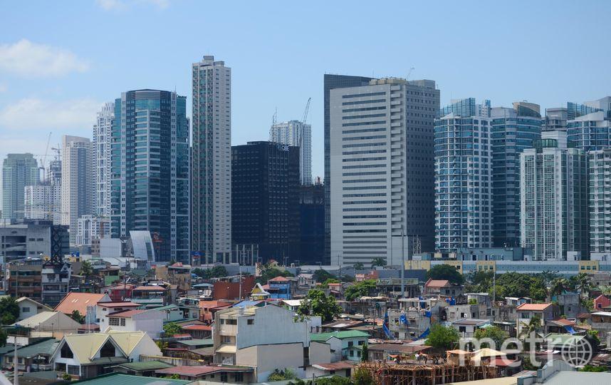 Манила. Фото Getty