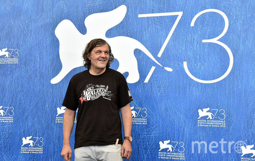 Эмир Кустурица. Фото Getty