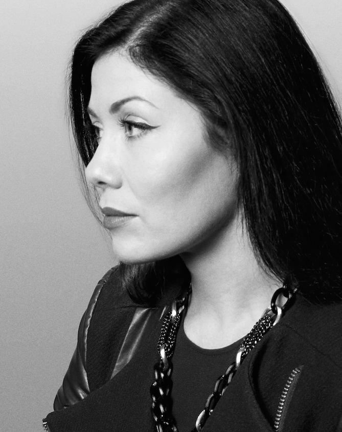Екатерина Пономарёва, национальный визажист МАС. Фото предоставлено MAC.