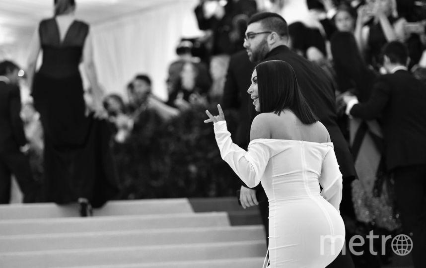 Как две капли воды: Эшли Грэм перепутали с Ким Кардашьян. Фото Getty
