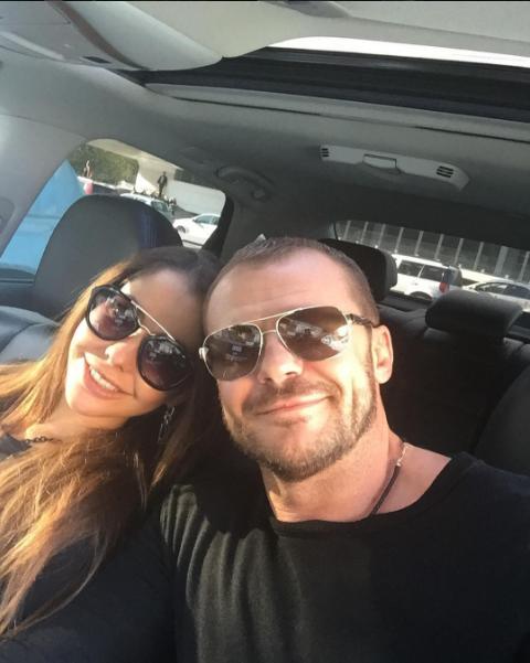 Елена Беркова иАндрей Стоянов тайно поженились