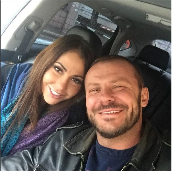 Елена Беркова вышла замуж заАндрея Стоянова