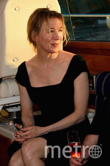 Новые фото Рене Зеллвегер после долгого перерыва появились в Сети. Фото Getty