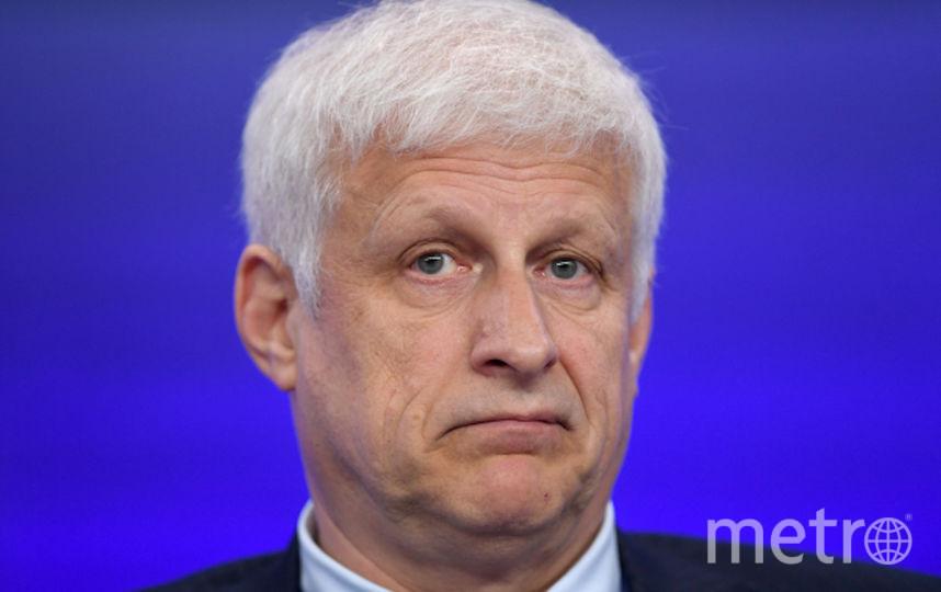 Фурсенко на форуме. Фото РИА Новости