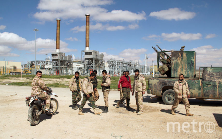 Сирия, архив. Фото РИА Новости