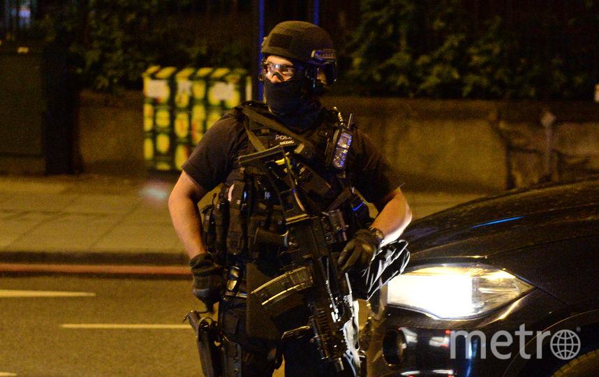 Место происшествия. Фото AFP