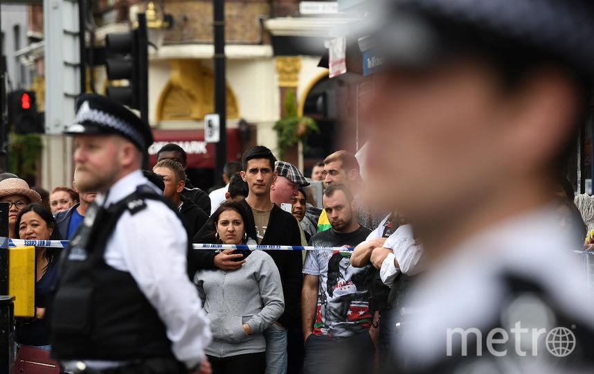 Полиция Лондона. Фото AFP