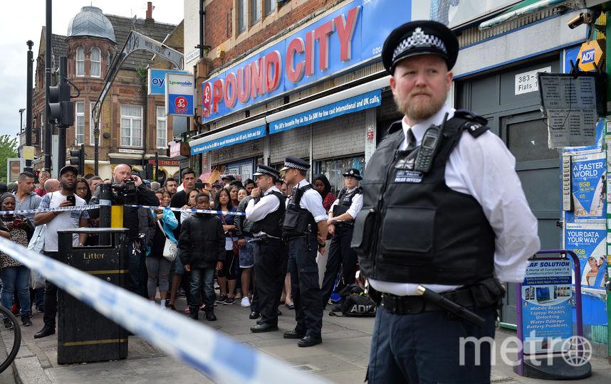 Лондонец после теракта вернулся вресторан иоплатил счет