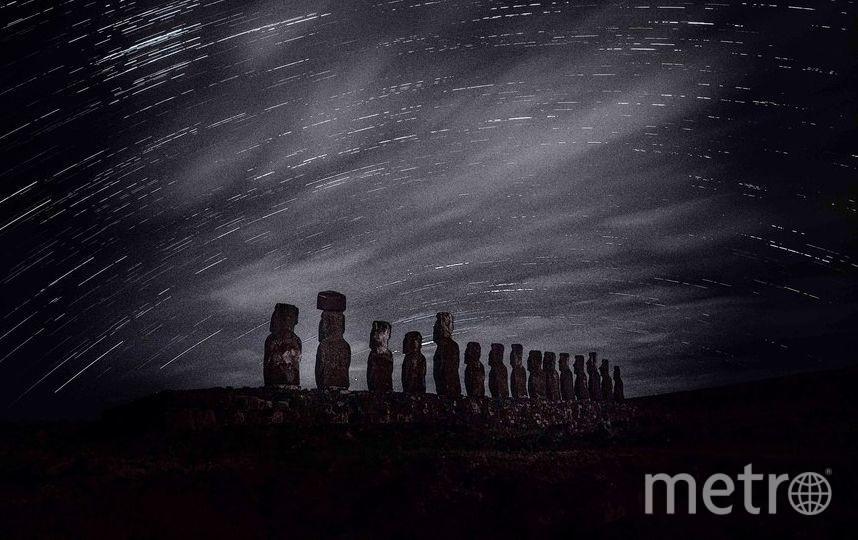 Звёздное небо. Фото Елена Гонтаренко.