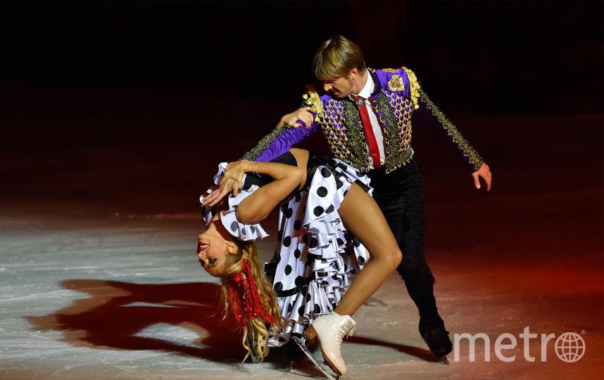 «Для меня пример – это Майя Плисецкая, которая выступала много лет и была в прекрасной форме». Татьяна Навка. Фото предоставлено организаторами.