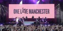 Концерт в Манчестере: Майли Сайрус, Ариана Гранде, Кэти Перри вышли на сцену